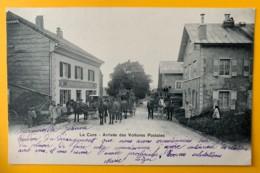8572 - La Cure Arrivée Des Voitures Postales - VD Vaud