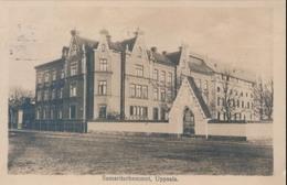 Uppsala 1931; Samariterhemmet - Circulated. (Svenska Litografiska - Stockholm) - Zweden