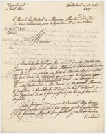 Lutterbach - Loutterbach 1807 Biens Nationaux - Documents Historiques