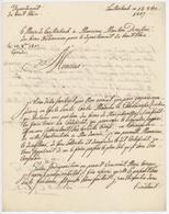 Lutterbach - Loutterbach 1807 Biens Nationaux - Documenti Storici
