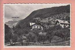 OUDE POSTKAART ZWITSERLAND  -  SCHWEIZ -    SUISSE -      CHEMIN SUR MARTIGNY - HOTEL BELVEDERE - VS Valais