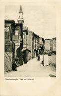 Constantinople, Vue De Scutari, Phot. Dr.B.K. - Turkey