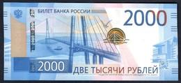 Russia - 2000 Roubles 2017 - P279 - Russia