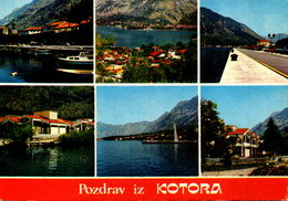 Montenegro - KOTOR - Pozdrav Iz Kotora - Montenegro