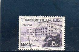 MACAO 1952 O - Macao