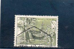 MACAO 1948-51 O - Macao