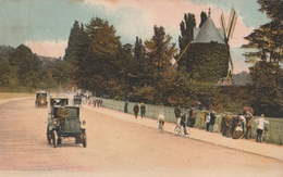 Cartolina  - Postcard /  Viaggiata -  Sent -  Francia, Parigi - Le Moulin De Longchamp. - Other Monuments
