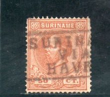 SURINAME 1873-8 O - Surinam ... - 1975