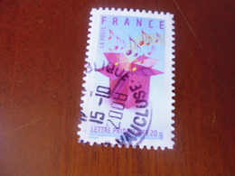 OBLITERATION RONDE  SUR TIMBRE Yvert N° 133 - Frankreich