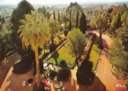 HYERES CHATEAUBRIAND Les Jardins 11(scan Recto-verso) MA1037 - Hyeres
