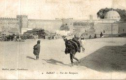 RABAT VUE DES REMPARTS - Rabat