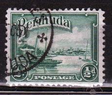 Bermuda George V ½d Single Stamp From The 1936 Definitive Set. - Bermuda