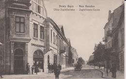 Nowy Sacz Rue Jagiellonska - Poland