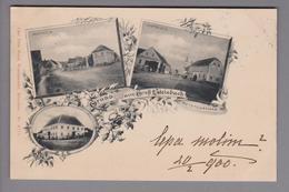 AK AT Steiermark Steinbach 1900-02-20 Fotokarte Carl Otto Hayd - Autriche