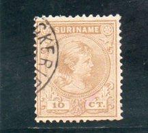 SURINAME 1893 O - Surinam ... - 1975