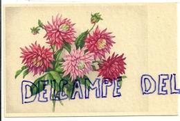 Bouquet De Dahlias. Coloprint Spécial 6240 - Non Classés
