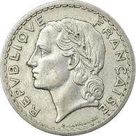 Monnaie, France, Lavrillier, 5 Francs, 1946, Beaumont - Le Roger, TTB - France