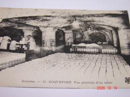 C.P.A.- Roquefort (12) - Vue Générale D'un Saloir - 1910 - SUP (BH54) - Roquefort