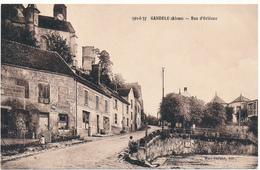 D02 -  GANDELU - Rue D'Orléans - Altri Comuni
