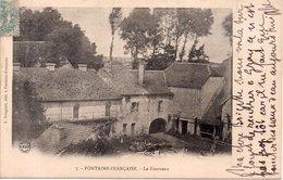 """FONTAINE FRANCAISE """"Le Fourneau""""""""  (CA DIJON) - Francia"""