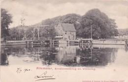 260364Alkmaar, Roodkorenbrug En Vlotbrug. (poststempel 1902)(zie Hoeken) - Alkmaar