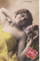 Carte 1908 Style Reutlinger FEMME NOM DE SCENE PARTHENAY - Entertainers