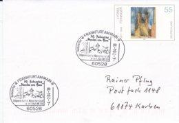 Germany Postal Stationary 2004 Frankfurt Am Main 50 Jahrestag Wunder Von Bern  (DD7-23) - 1954 – Zwitserland