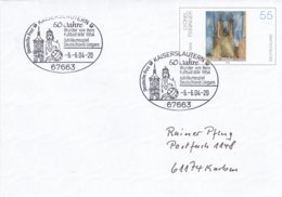 Germany Postal Stationary 2004 Kaiserslautern 50 Jahrestag Wunder Von Bern  (DD7-23) - 1954 – Zwitserland