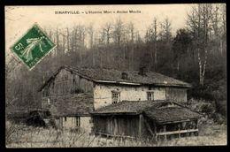 51 - BINARVILLE - L'Homme Mort - Ancien Moulin - Autres Communes