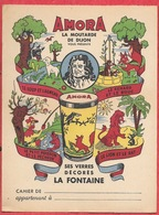 Protège-cahier '' AMORA '' 18 X 24 - Protège-cahiers