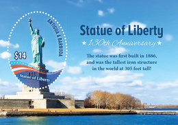 ANTIGUA 2016 - Statue De La Liberté - BF Neuf // Mnh - Antigua E Barbuda (1981-...)