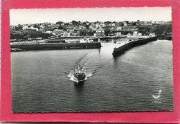 56  .ILE   DE    GROIX  ,  Port  TUDY    . Cpsm 9 X 14  . - France