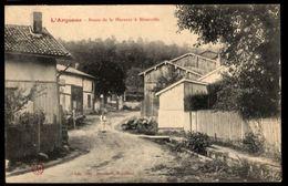 51 - BINARVILLE - Route De La Harazée à Binarville - Andere Gemeenten