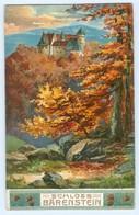 T3271/ Schloß Bärenstein Schlösser Und Burgen Aus Dem Sachsenlande, AK Ca.1910 - Allemagne