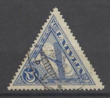 Lettonia - 1928 - Usato/used - Posta Aerea - Mi N. 131 - Lettonia