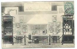80 - EXPOSITION INTERNATIONALE D'AMIENS 1906 - Laboratoire - CPA - Amiens