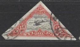 Estonia - 1924 - Usato/used - Posta Aerea - Mi N. 50B - Estland