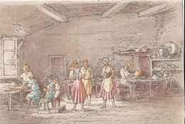 Barré & Dayez. Illustrateurs: Signé: P. Charlemagne. VALLAURIS (06). A La Poterie N°1471 Y - Illustrateurs & Photographes