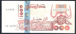 Algeria - 1000 Dinars 1998 - P142b(3) - Algeria