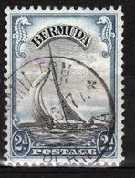 Bermuda George V 2d Single Stamp From The 1936 Definitive Set. - Bermuda
