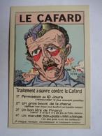 LE CAFARD  -   TRAITEMENT A SUIVRE     ....  ILLUSTRATEUR  MARECHAUX        TTB - Humoristiques