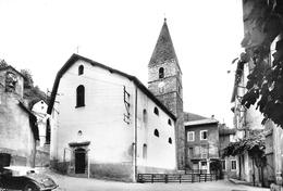 GUILLAUMES - L'Eglise - Automobile Décapotable - France