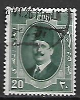 EGYPTE    -    1923 .   Y&T N° 89 Oblitéré. - Egypt