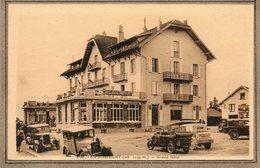 CPA - La SCHLUCHT (68) - Mots Clés : Ferme-Auberge-Café-Restaurant-Hôtel Dans Les Années 30 - Francia