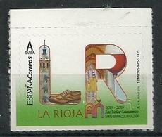 ESPAÑA 2019 - 12 Meses 12 Sellos - La Rioja ** - 1931-Aujourd'hui: II. République - ....Juan Carlos I