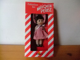 MARIQUITA PEREZ MUÑECA EN SU CAJA ORIGINAL - Muñecas