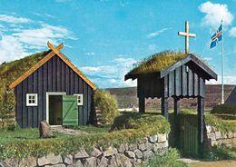1 AK Island Iceland * Der Glockenturm Und Die Kirche In Árbær Im Gleichnamigen Museum * - Iceland