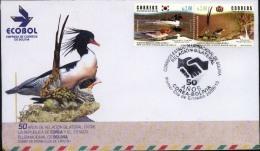 Bolivia 2015 ** CEFIBOL 2265-66 Relacion Bilateral Bolivia-Corea. Joint. - Bolivie