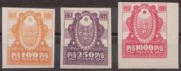 Russia 1921 Mi 162-164 MNH OG ** .. - 1917-1923 République & République Soviétique