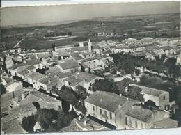 Aigues-Vives-En Avion Au-Dessus De...Vue D'ensemble,Rue De La Poste (CPSM) - Aigues-Vives